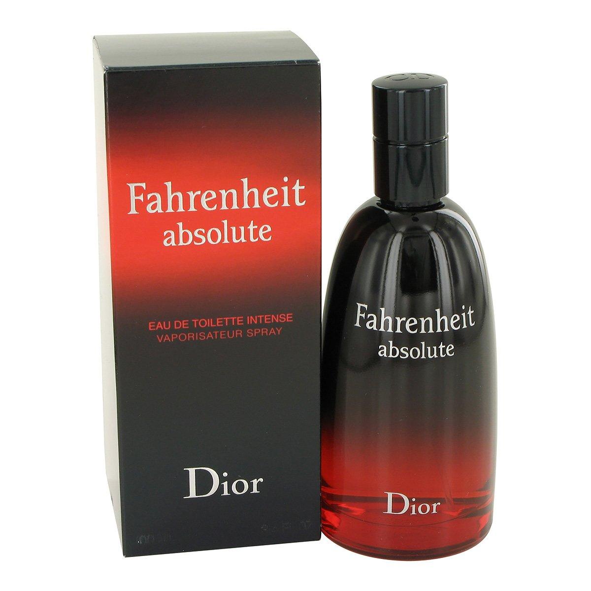 Fahrenheit парфюм мужской