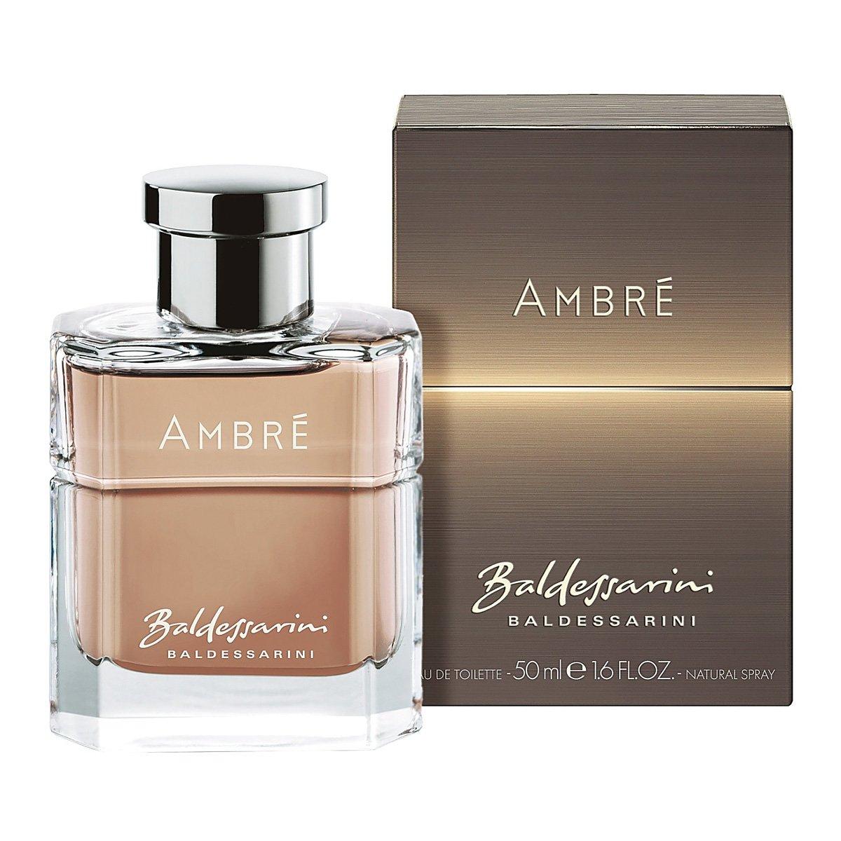 автомобильная парфюмерия Ambre от Baldessarini